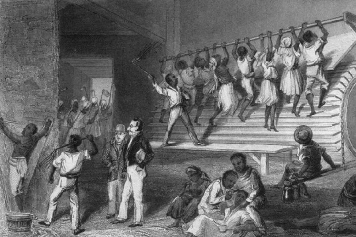 African American History, Black History, U.S. Slavery, American Slavery, Reparations, KOLUMN Magazine, KOLUMN, KINDR'D Magazine, KINDR'D, Willoughby Avenue, WRIIT,