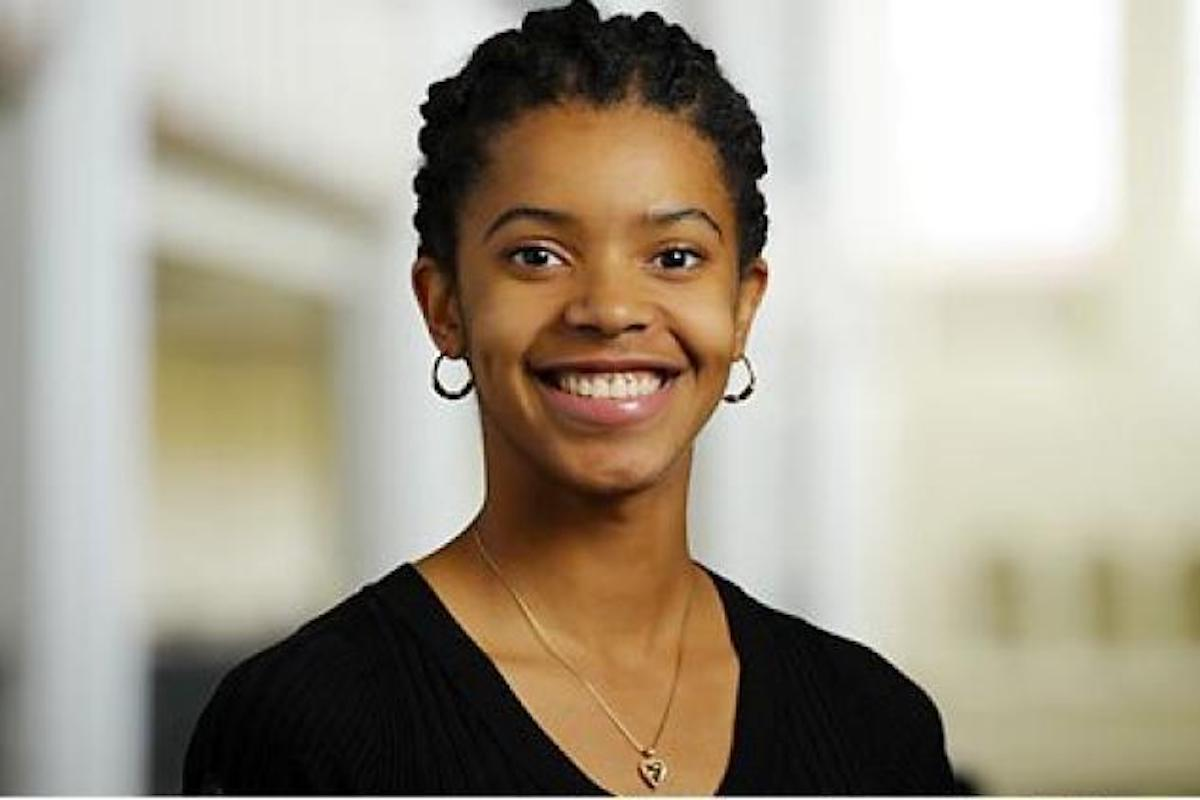 Notre Dame, Valedictorian, Katie Washington, African American Education, Black Education, KOLUMN Magazine, KOLUMN, KINDR'D Magazine, KINDR'D, Willoughby Avenue, WRIIT,