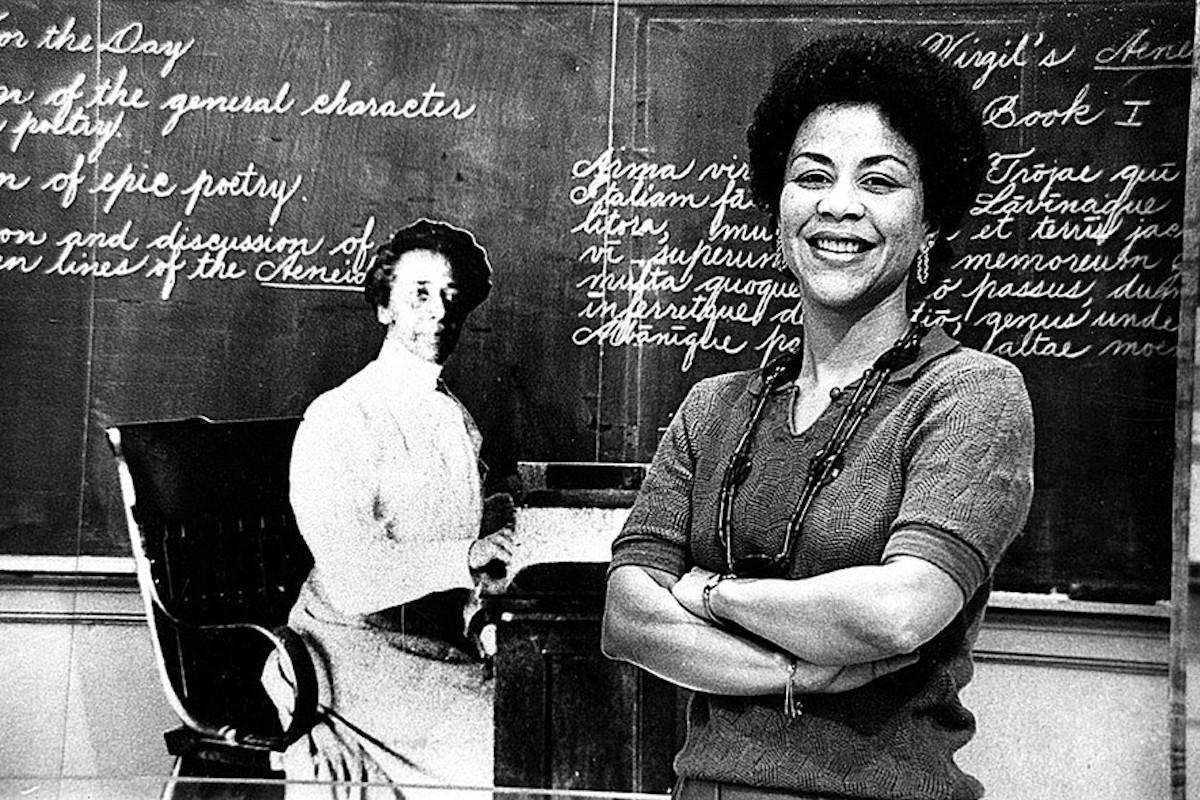 Rosalyn Terborg-Penn, Anna J. Cooper, African American Education, African American History, Black History, U.S. History, KOLUMN Magazine, KOLUMN, KINDR'D Magazine, KINDR'D, Willoughby Avenue, WRIIT,