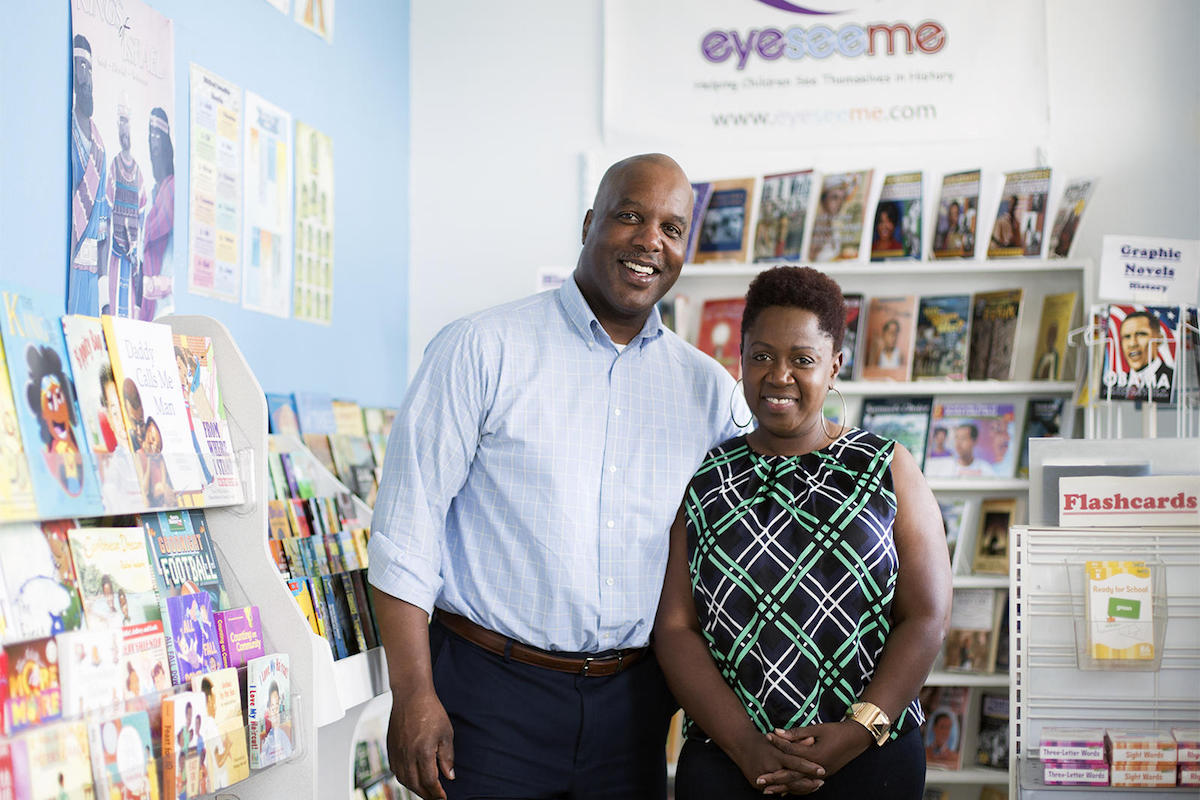 EyeSeeMe Bookstore, #BuyBlack, Buy Black, Black Owned Bookstore, African American Business, African American Entrepreneur, BLack Entrepreneur, KOLUMN Magazine, KOLUMN, Willoughby Avenue, KINDR'D Magazine, KINDR'D, WRIIT, Wriit,