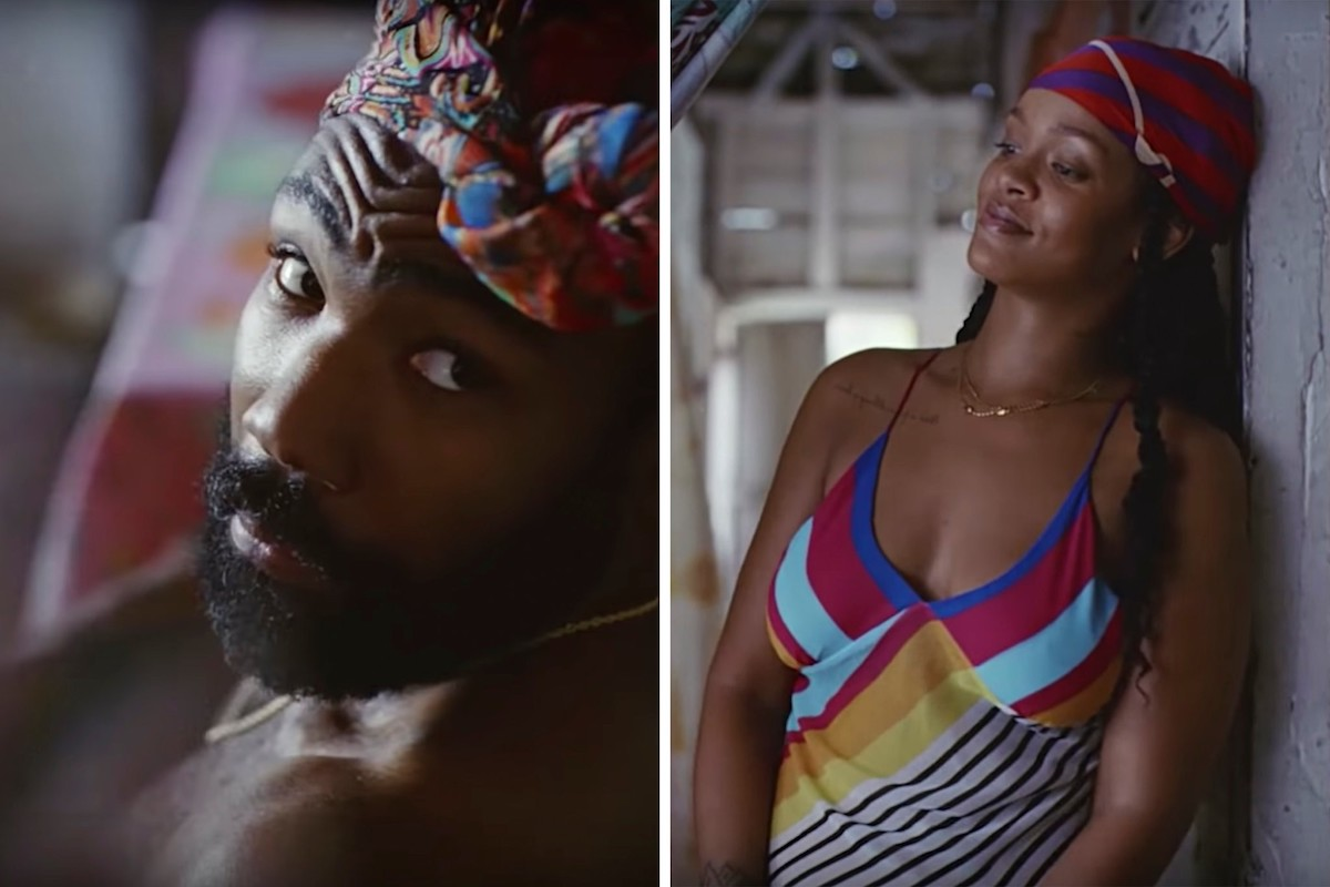 Donald Glover, Childish Gambino, Rihanna, Guava Island, African American Cinema, African American Films, Black Cinema, Black Films, Willoughby Avenue, KOLUMN Magazine, KOLUMN, KINDR'D Magazine, KINDR'D, WRIIT, Wriit,