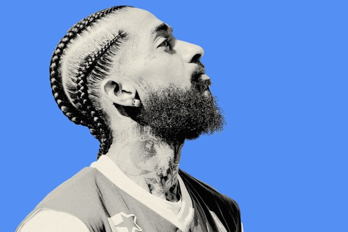 Nipsey Hustle, Hip Hop, African American Music, Black Music, African American Culture, Black Culture, Hip Hop Culture, KOLUMN Magazine, KOLUMN, KINDR'D Magazine, KINDR'D, Willoughby Avenue, WRIIT, Wriit,