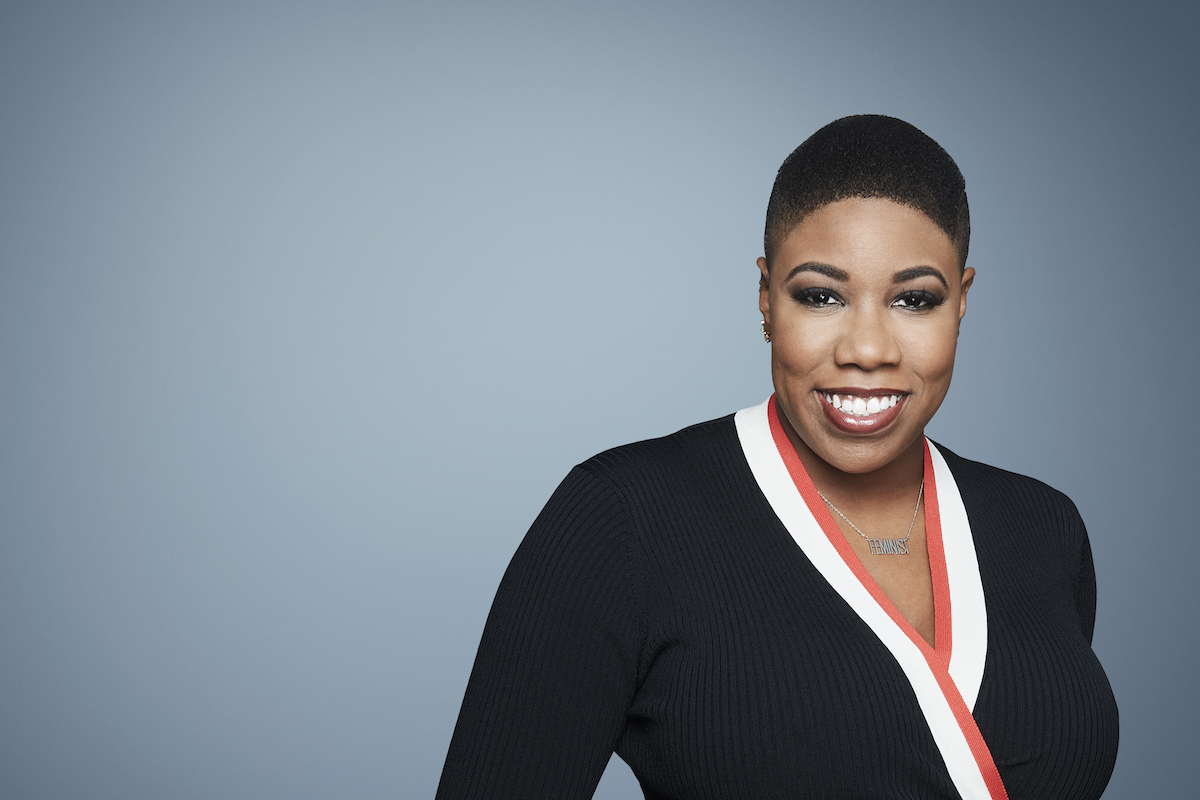Symone Sanders, Joe Biden, U.S. Presidential Race, KOLUMN Magazine, KOLUMN, KINDR'D Magazine, KINDR'D, Willoughby Avenue, WRIIT, Wriit,