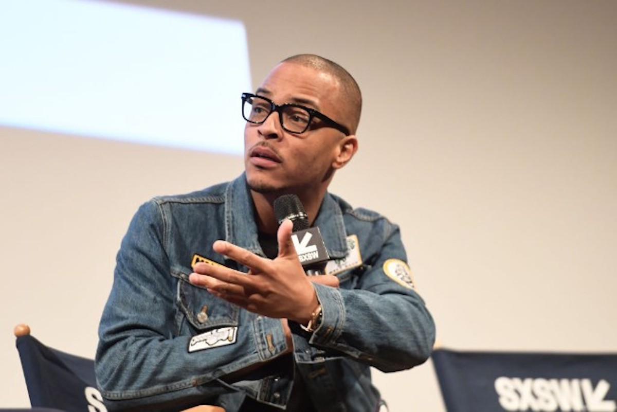 T.I., New Birth Missionary Baptist Church, Prison Industrial Complex, Mass Incarceration, Bail Bond System, Criminal Justice Reform, KOLUMN Magazine, KOLUMN, KINDR'D Magazine, KINDR'D, Willoughby Avenue, WRIIT, Wriit,
