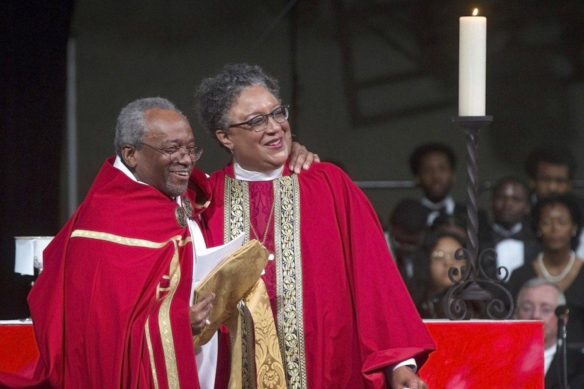Reverend Phoebe Roaf, African American Faith, African American Church, Black Faith, Black Church, KOLUMN Magazine, KOLUMN, KINDR'D Magazine, KINDR'D, Willoughby Avenue, WRIIT, Wriit,