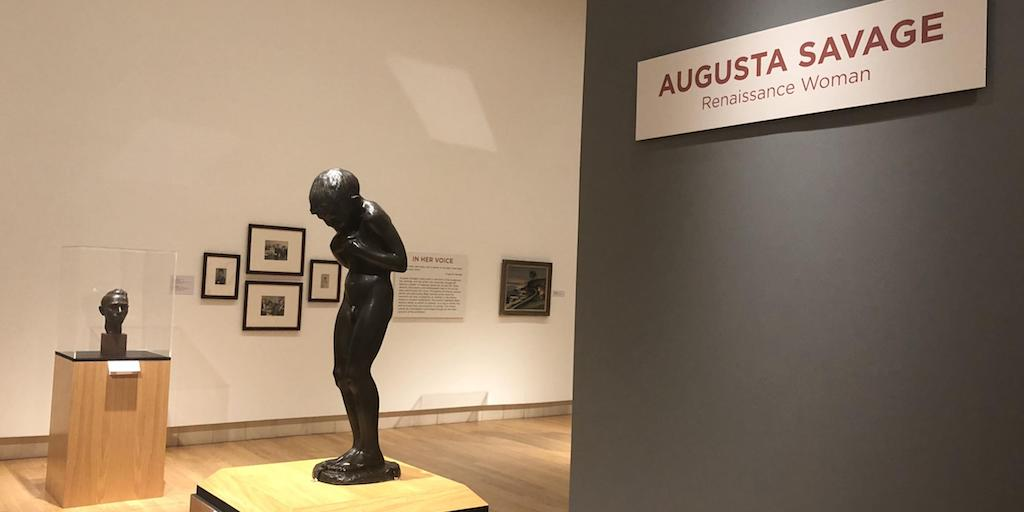 Augusta Savage, African American Art, Black Art, KOLUMN Magazine, KOLUMN, KINDR'D Magazine, KINDR'D, Willoughby Avenue, WRIIT, Wriit,
