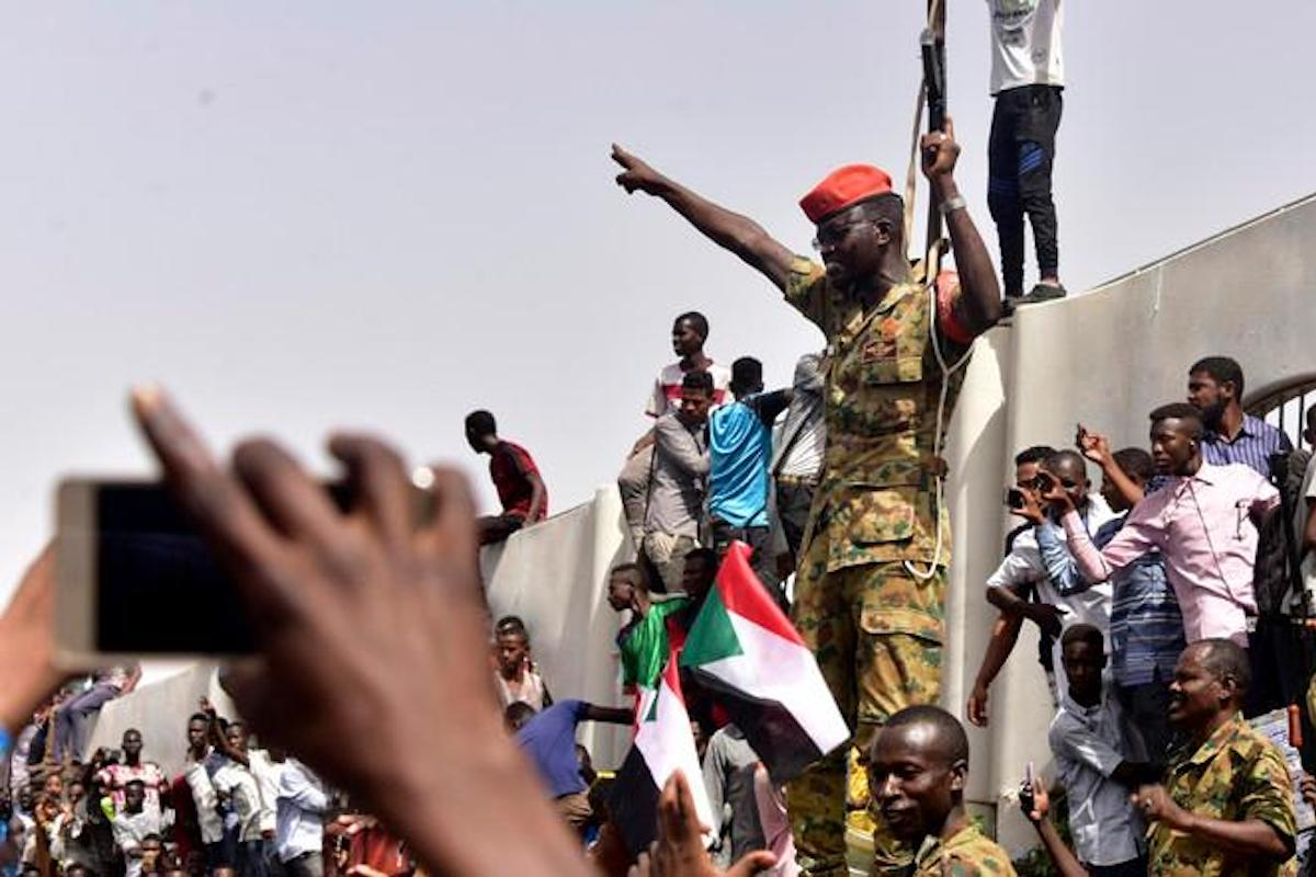 Sudan Army, Sudan Army Attack, Sudan, African Uprising, KOLUMN Magazine, KOLUMN, KINDR'D Magazine, KINDR'D, Willoughby Avenue, WRIIT, Wriit, African History,