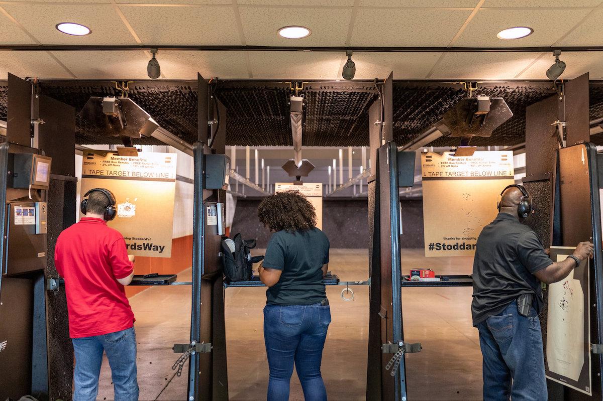 National African American Gun Association, NAAGA, Gun Owners, Black Gun Owners, Black Gun Clubs, African American Gun Owners, African American Gun Club, KOLUMN Magazine, KOLUMN, KINDR'D Magazine, KINDR'D, Willoughby Avenue, WRIIT, Wriit,