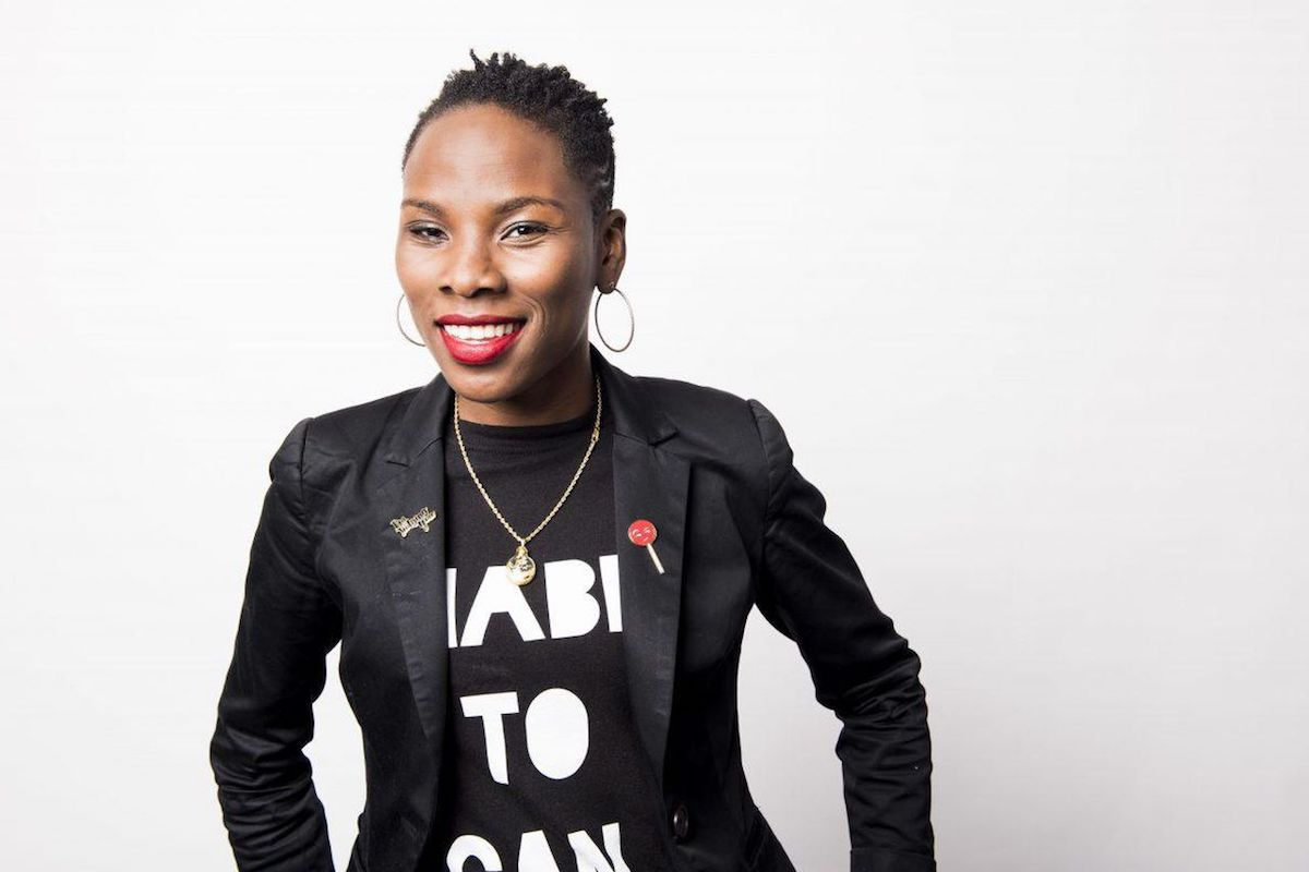 Luvvie Ajayi, Awesomely Luvvie, Blackness, What is Blackness, KOLUMN Magazine, KOLUMN, KINDR'D Magazine, KINDR'D, Willoughby Avenue, WRIIT, Wriit,