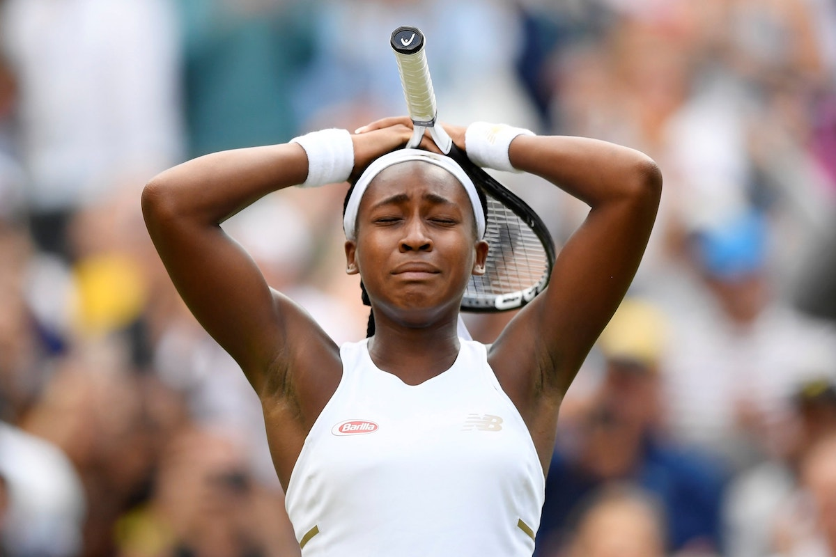 Cori Gauff, Serene Williams, Venus Williams, African American Athlete, Black Athlete, Richard Williams, KOLUMN Magazine, KOLUMN, KINDR'D Magazine, KINDR'D, Willoughby Avenue, WRIIT, Wriit,