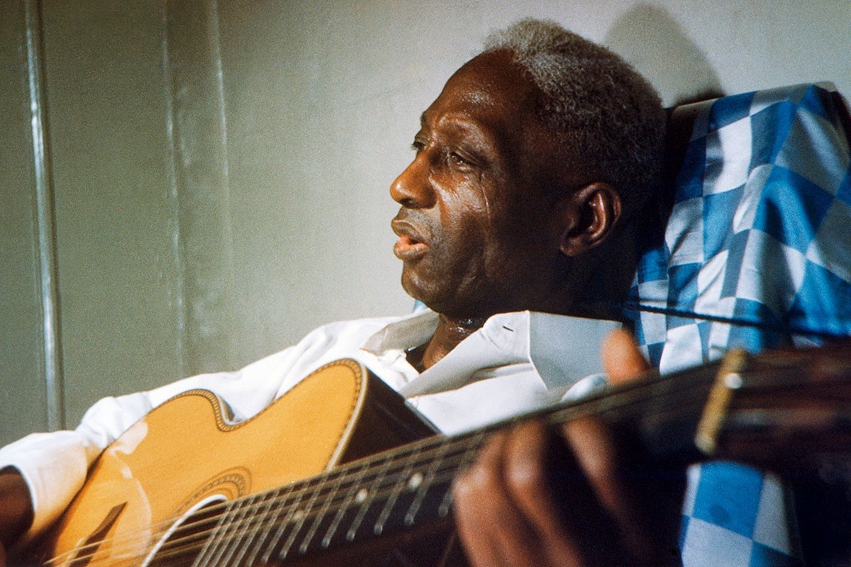 Lead Belly, African American Music, African American Art, Blues Music, The Blues, KOLUMN Magazine, KOLUMN, KINDR'D Magazine, KINDR'D, WRIIT, Wriit,