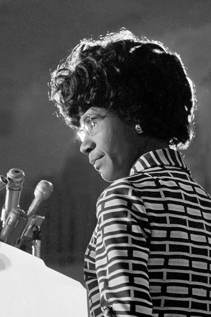 Shirley Chisholm, African American History, Black History, African American Entertainment, Black Entertainment, KOLUMN Magazine, KOLUMN, KINDR'D Magazine, KINDR'D, Willoughby Avenue, WRIIT, Wriit,