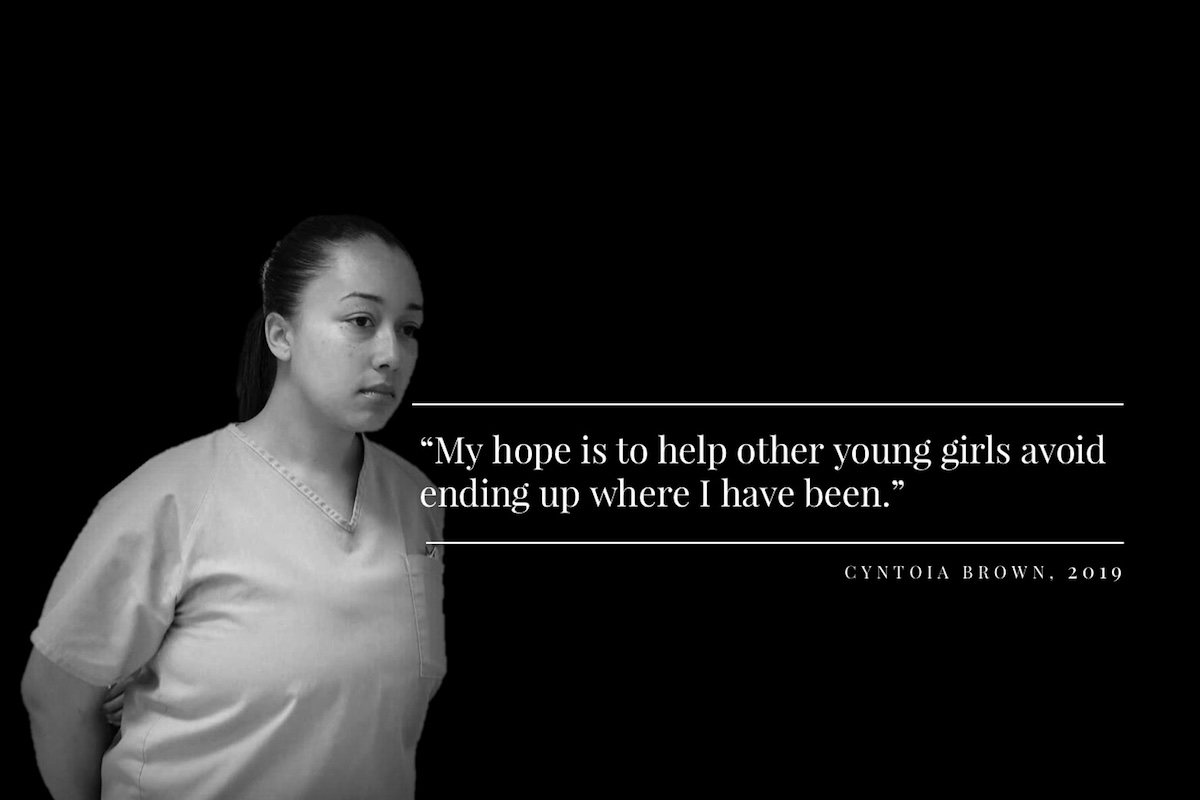 Cyntoia Brown, Cyntoia Brown Case, Criminal Justice Reform, KOLUMN Magazine, KOLUMN, KINDR'D Magazine, KINDR'D, Willoughby Avenue, WRIIT, Wriit,