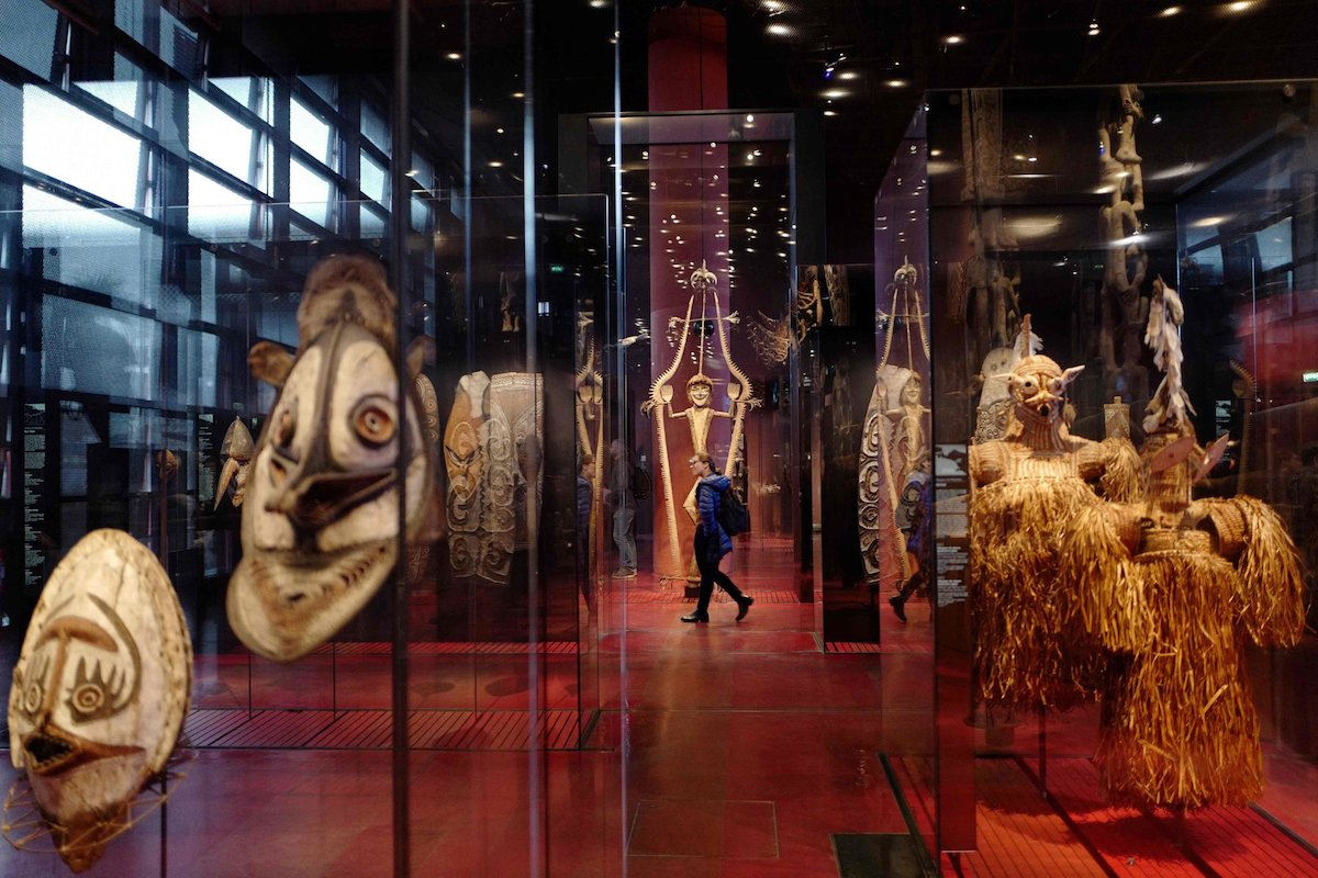 Quai Branly Museum in Paris, African History, Black History, President Emmanuel Macron of France, KOLUMN Magazine, KOLUMN, KINDR'D Magazine, KINDR'D, Willoughby Avenue, WRIIT, Wriit,