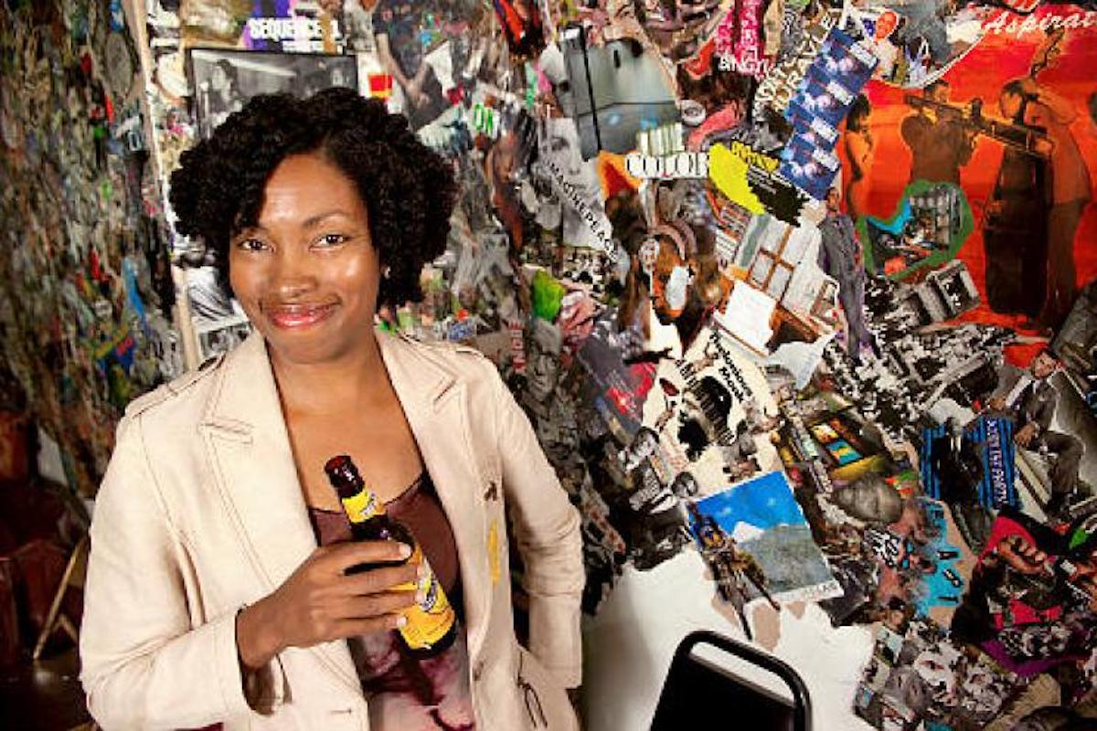 Celeste Beatty, Harlem Brewing Company, African American Entrepreneur, African American Business, Black Entrepreneur, Black Business, KOLUMN Magazine, KOLUMN, KINDR'D Magazine, Willoughby Avenue, WRIIT,