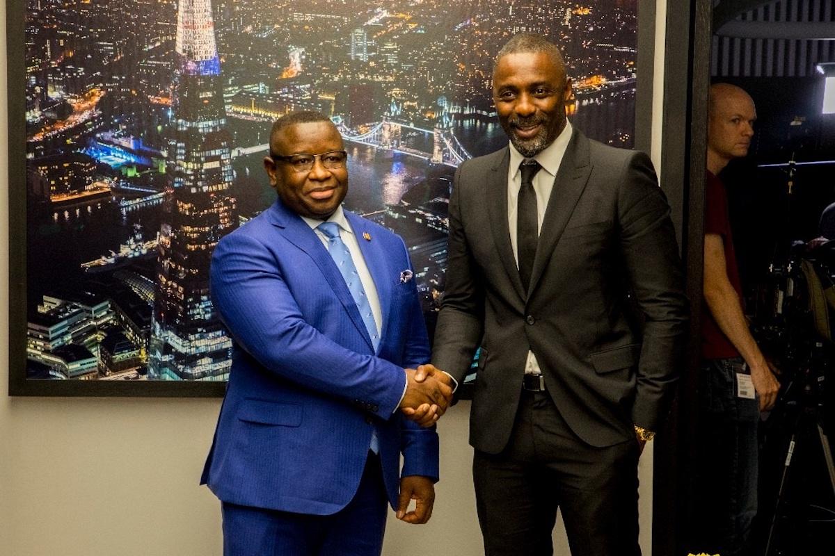 Sierra Leone, Idris Elba, African Entrepreneur, African Wealth, KOLUMN Magazine, KINDR'D Magazine, KOLUMN, KINDR'D, Willoughby Avenue, WRIIT,
