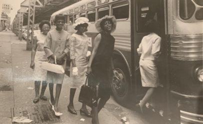 Larry Thompson, Chicago History, Chicago Black History, African History, Black History, KOLUMN Magazine, KOLUMN, KINDR'D Magazine, KINDR'D, Willoughby Avenue, WRIIT,