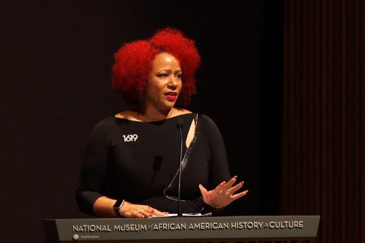 The 1619 Project, Nikole Hannah-Jones, African American History, Black History, KOLUMN Magazine, KOLUMN, KINDR'D Magazine, KINDR'D, Willoughby Avenue, WRIIT,