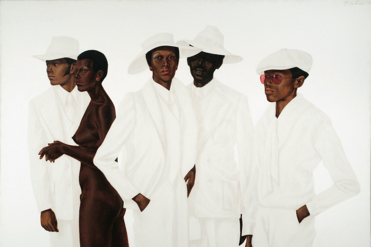 Barkley L. Hendricks, Soul of a Nation, African American Art, Black Art, KOLUMN Magazine, KOLUMN, KINDR'D Magazine, KINDR'D, Willoughby Avenue, WRIIT,