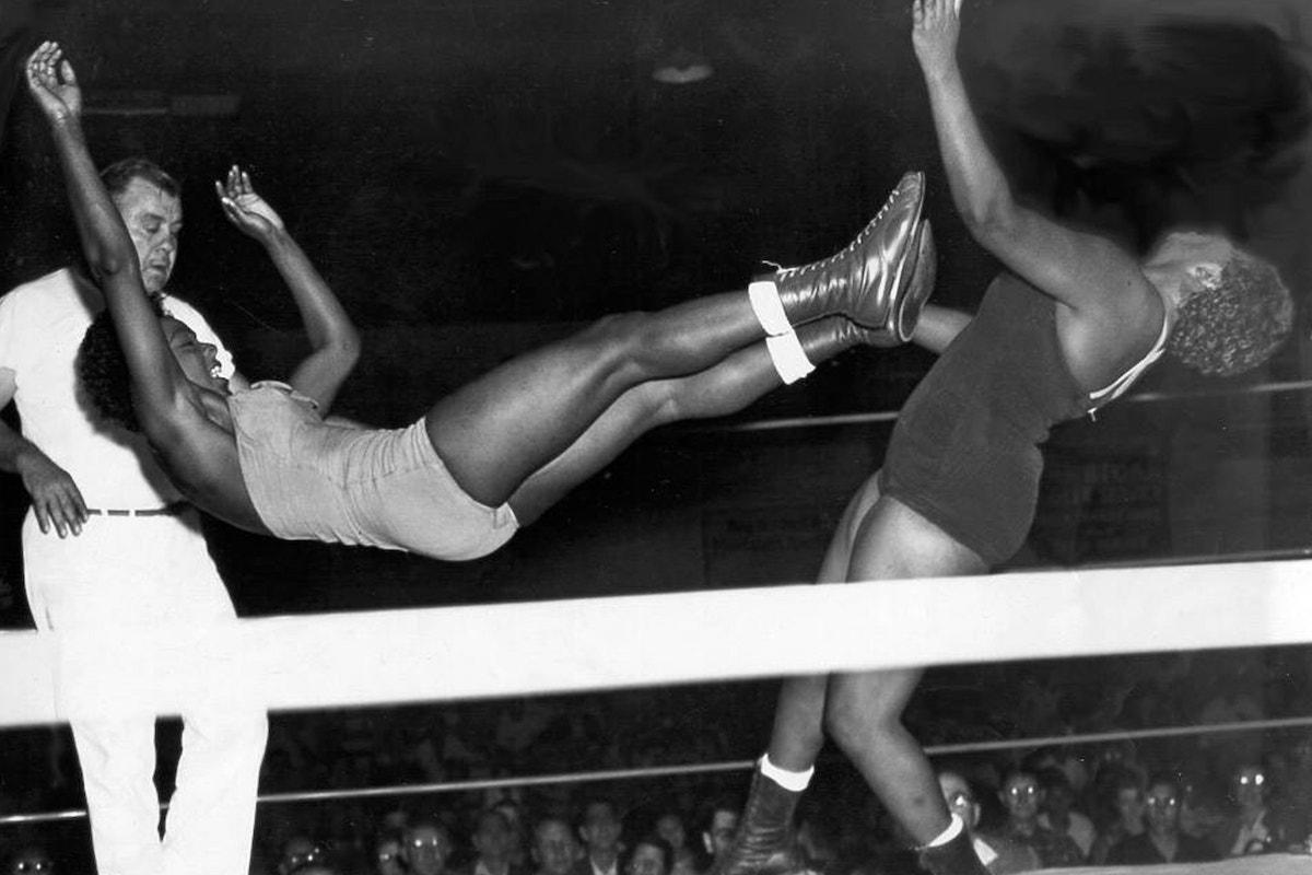 Ethel Johnson, African American Athlete, Black Athlete, African American Sports, KOLUMN Magazine, KOLUMN, KINDR'D Magazine, KINDR'D, Willoughby Avenue, Wriit,