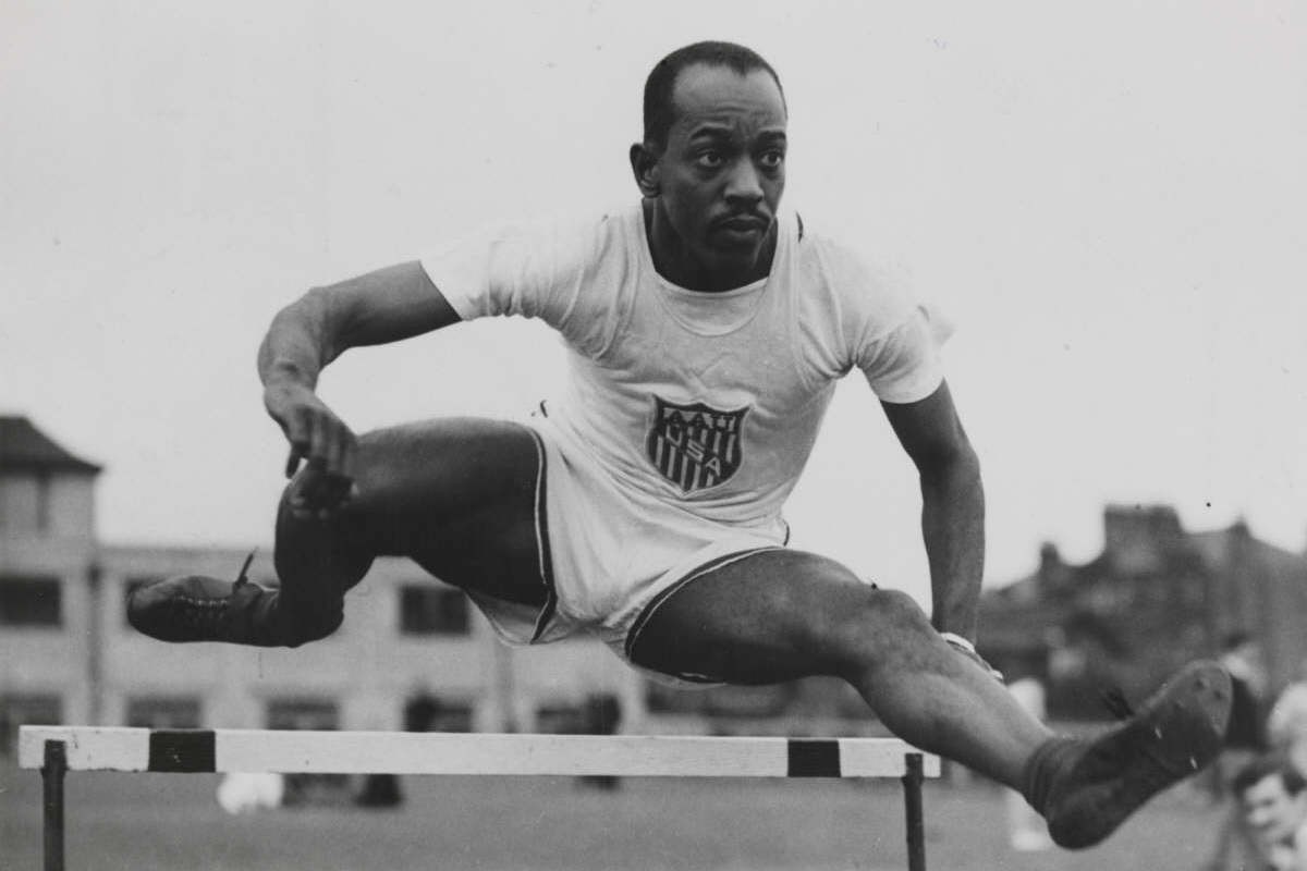 Harrison Dillard, African American Athlete, Black Athlete, African American Olympian, Black Olympian, KOLUMN Magazine, KOLUMN, KINDR'D Magazine, KINDR'D, Willoughby Avenue, Wriit,