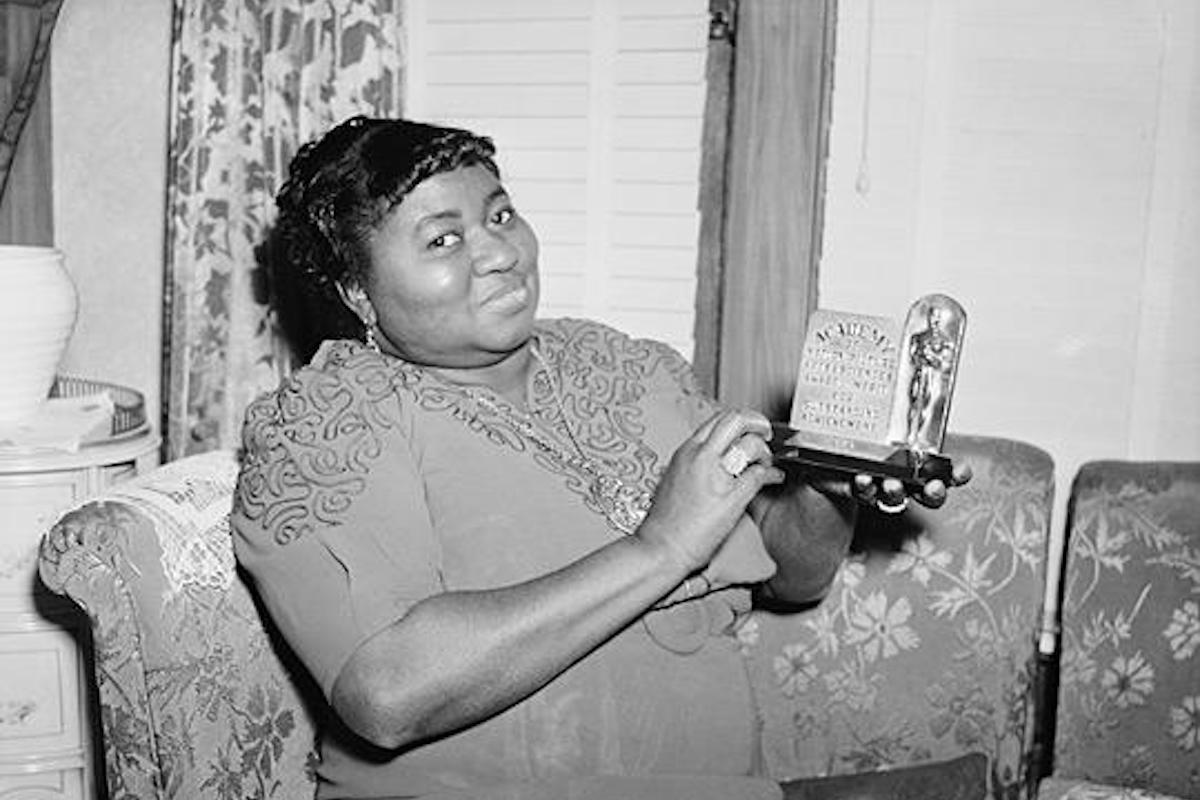 Hattie McDaniel, African American Film, African American Cinema, KOLUMN Magazine, KOLUMN, KINDR'D Magazine, KINDR'D, Willoughby Avenue, WRIIT,