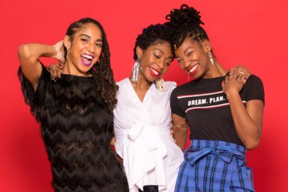 Symone Wong, Jarryn Mercer, and Melissa Sutherland, skArtSpace, African American Creatives, Black Creatives, KOLUMN Magazine, KOLUMN, KINDR'D Magazine, KINDR'D, Willoughby Avenue, Wriit,
