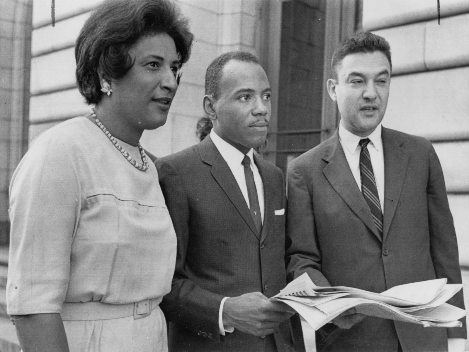 Constance Baker Motley, African American History, Black History, African American Federal Judge, First Black Woman Federal Judge, KOLUMN, KINDR'D Magazine, KINDR'D, Willoughby Avenue, Wriit,