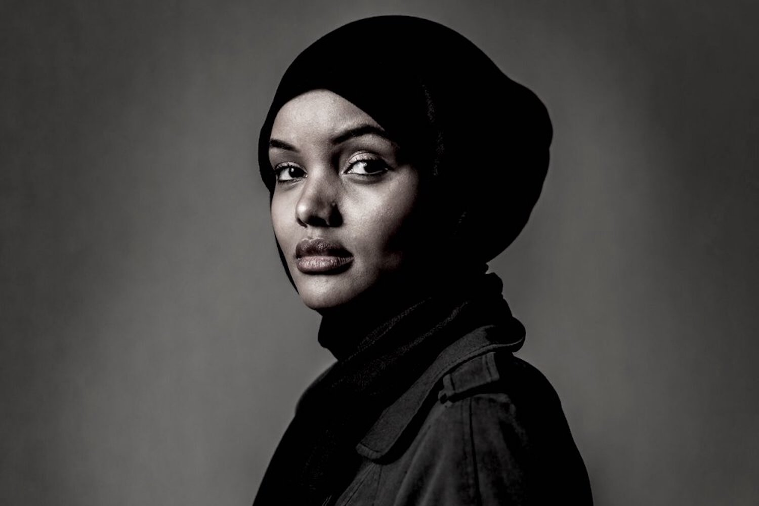 Halima Aden, Black Athlete, KOLUMN Magazine, KOLUMN, KINDR'D Magazine, KINDR'D, Willoughby Avenue, Wriit,