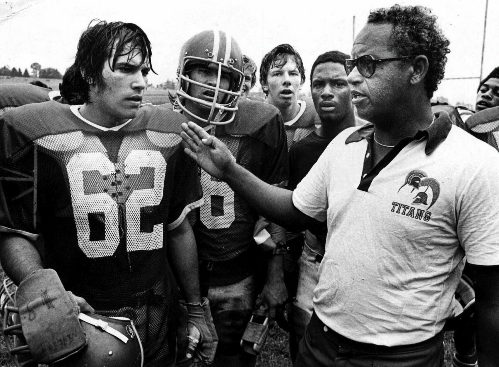 Remember The Titans, Herman Boone, T. C. Williams High School, African American Olympian, Black Olympian, African American Athlete, Black Athlete, KOLUMN Magazine, KOLUMN, KINDR'D Magazine, KINDR'D, Willoughby Avenue, Wriit,