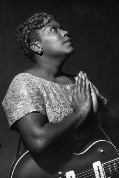 Rosetta Tharpe, African American Music, KOLUMN Magazine, KOLUMN, KINDR'D Magazine, KINDR'D, Willoughby Avenue, Wriit,