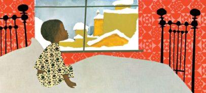 Ezra Jack Keats, A Snowy Day, KOLUMN Magazine, KOLUMN, KINDR'D Magazine, KINDR'D, Willoughby Avenue, Wriit,