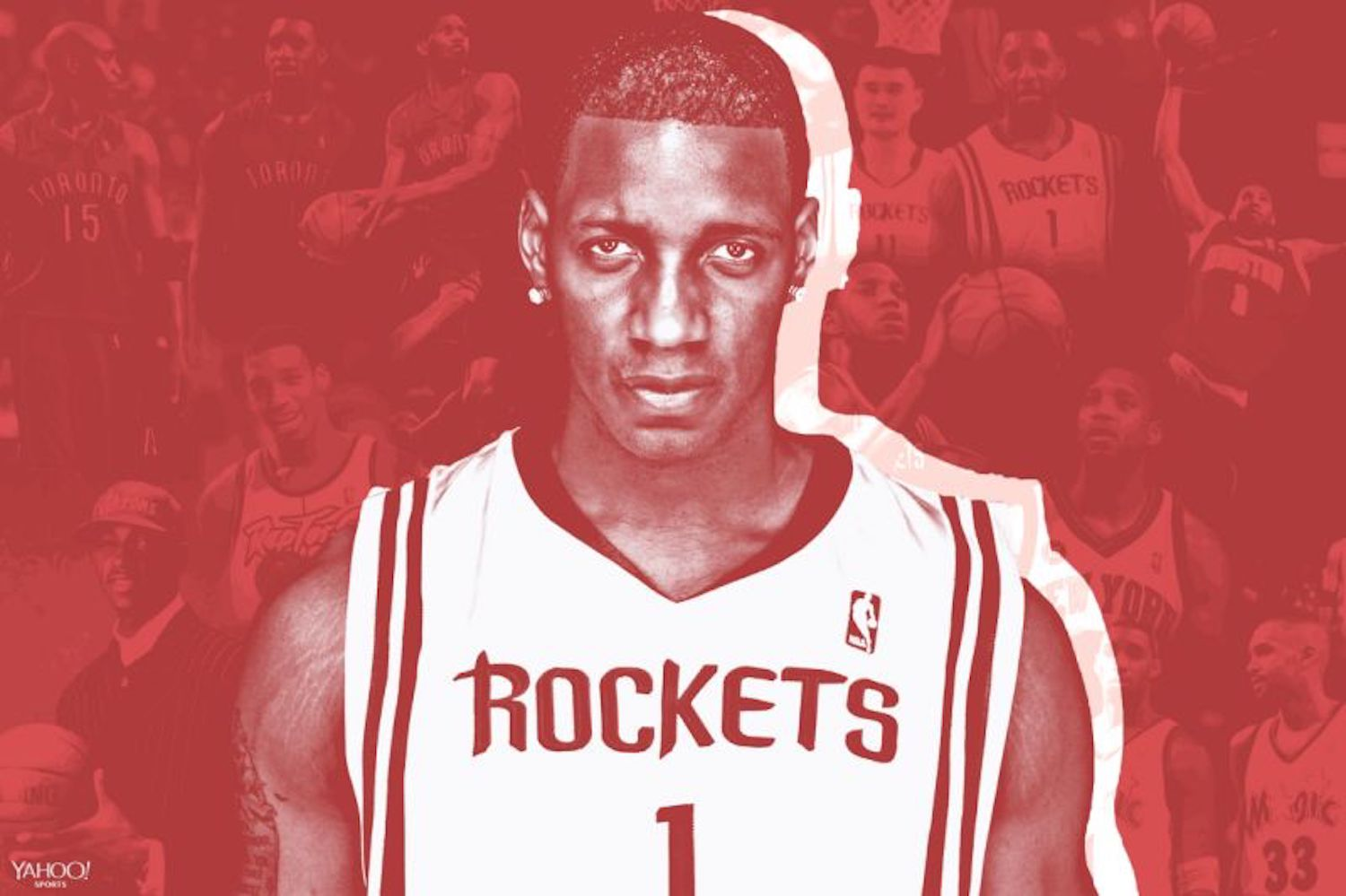 Tracy McGrady, African American Athlete, Black Athlete, KOLUMN Magazine, KOLUMN, KINDR'D Magazine, KINDR'D ,Willough Avenue, Wriit,