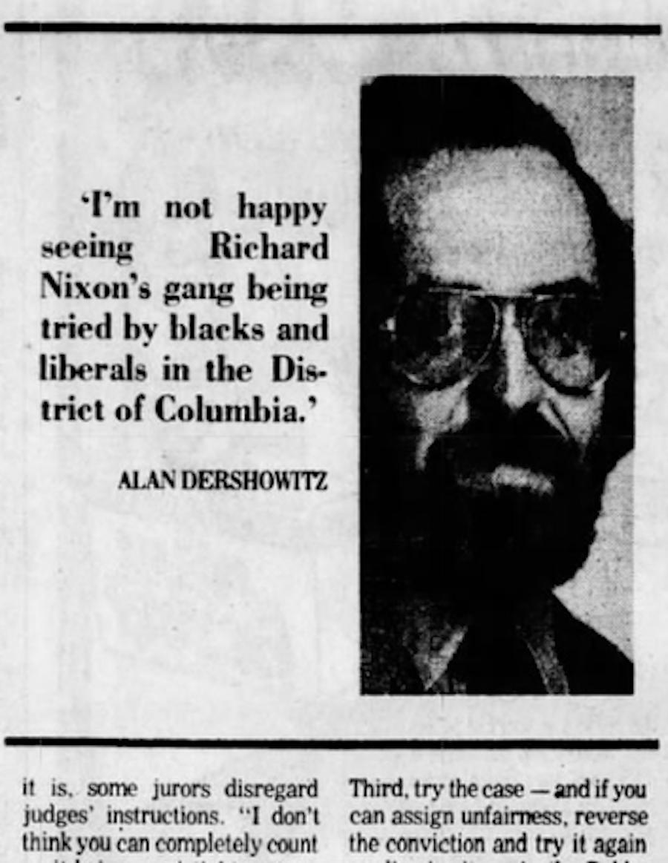 Alan Dershowitz, Alan Dershowitz Quote, Racism, KOLUMN, KINDR'D Magazine, KINDR'D, Willoughby Avenue, Wriit,