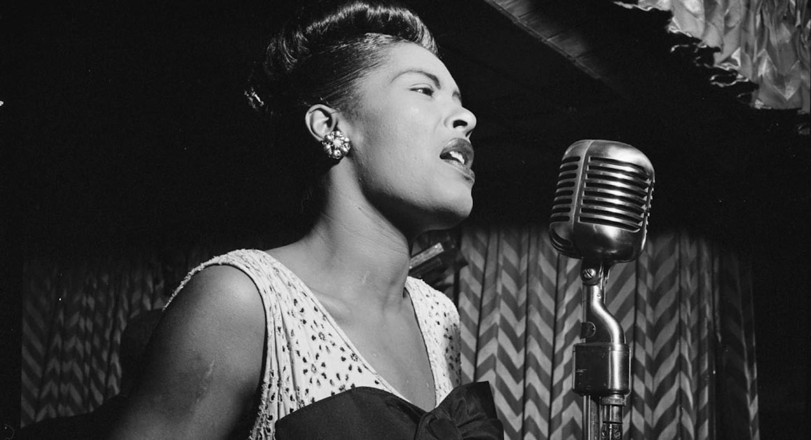 Billie Holiday, Jazz Music, African American History, Black History, Jazz, KOLUMN Magazine, KOLUMN, KINDR'D Magazine, KINDR'D, Willoughby Avenue, Wriit,