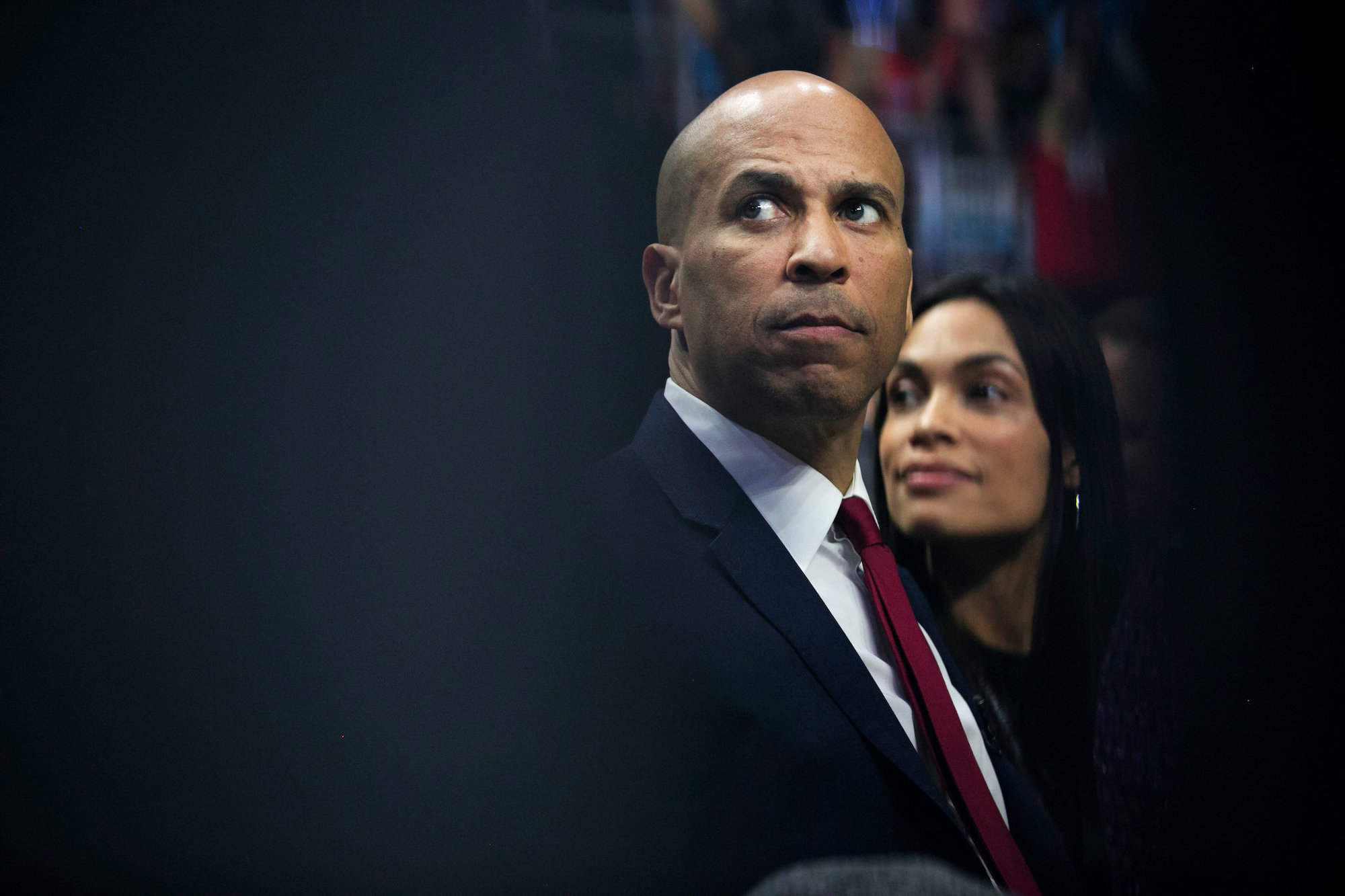 Cory Booker, Democratic Presidential Race, African American Vote, Black Vote, African American Politics, Black Politics, KOLUMN Magazine, KOLUMN, KINDR'D Magazine, KINDR'D, Willoughby Avenue, Wriit,