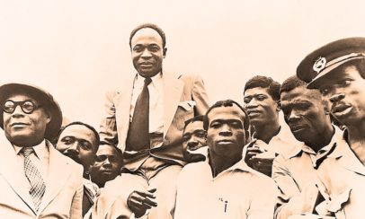 Pan-Africanist, Ghana Independence, Ghana, Kwame Nkrumah, African Independence, KOLUMN Magazine, KOLUMN, KINDR'D Magazine, KINDR'D, Willoughby Avenue, Wriit,