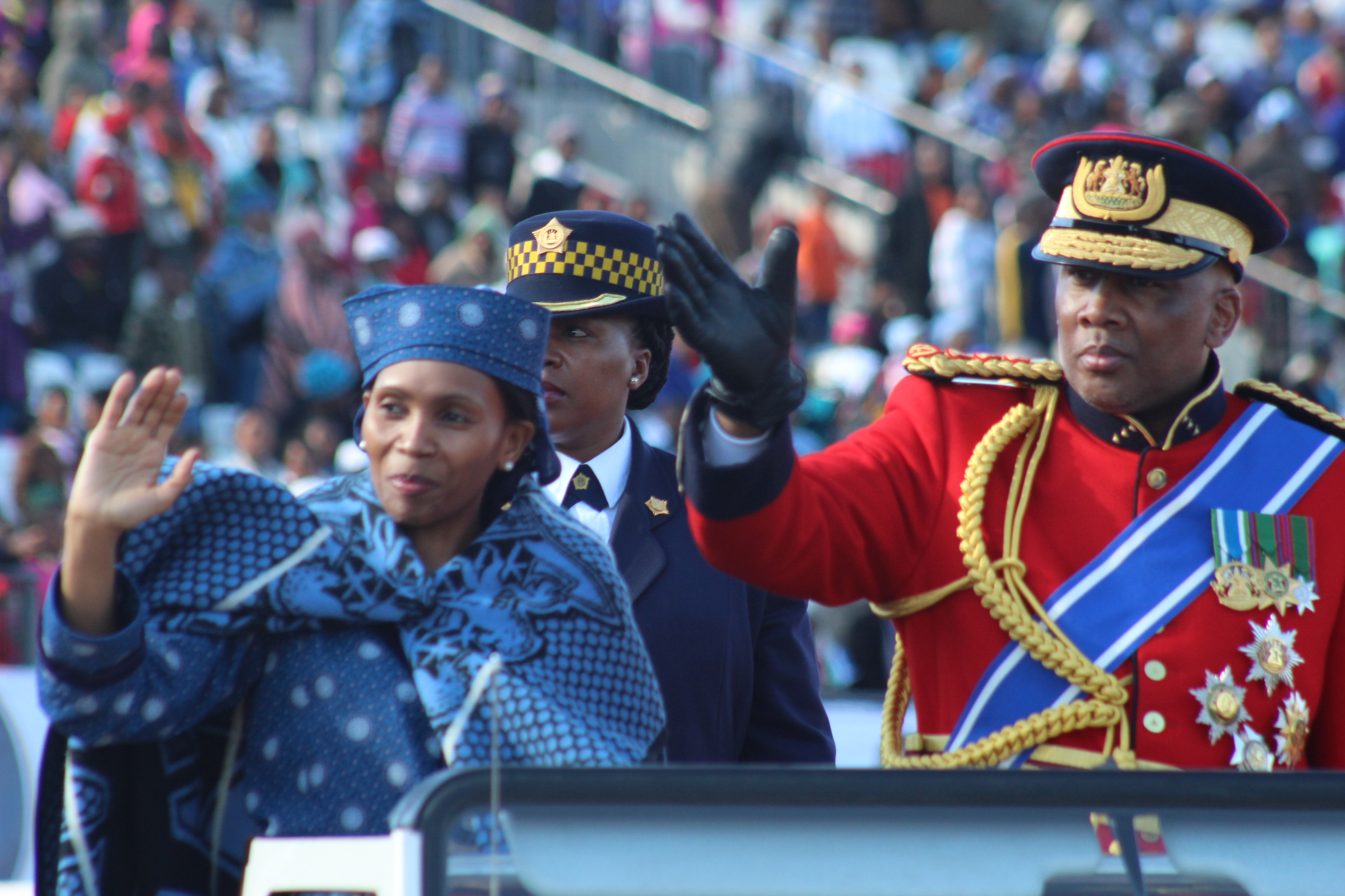 Morocco, Lesotho and Swaziland, African Nations, African Countries, African Monarchy, African Monarch, KOLUMN Magazine, KOLUMN, KINDR'D Magazine, KINDR'D, Willoughby Avenue, Wriit,