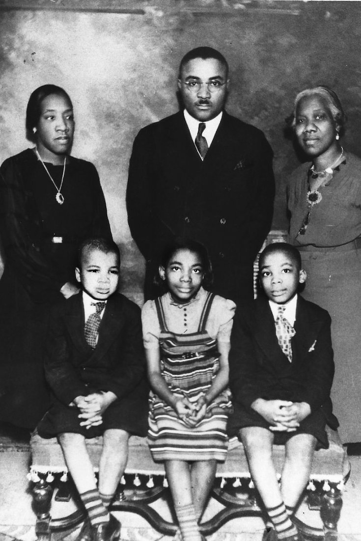 Martin Luther King, MLK, Martin Luther King Sr., Civil Rights, Civil Rights Activist, KOLUMN Magazine, KOLUMN, KINDR'D Magazine, KINDR'D, Willoughby Avenue, Wriit,