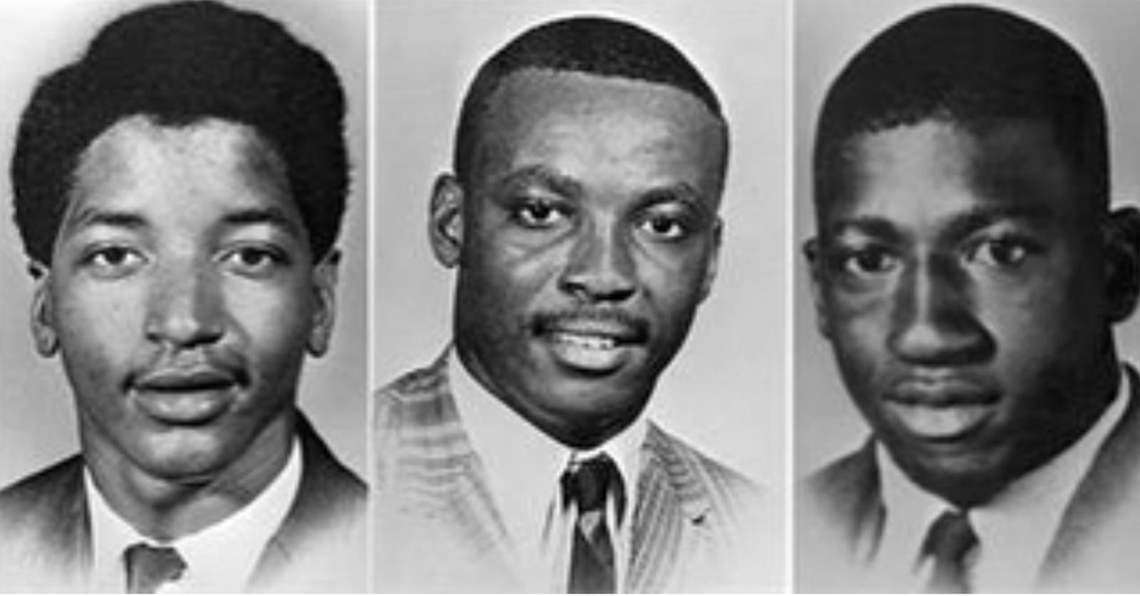 Orangeburg Massacre 1968, Henry Smith, Samuel Hammond Jr., Delano Middleton, Racism, American Racism, U.S. Racism, American History, U.S. History, African American History, Black History, KOLUMN Magazine, KOLUMN, KINDR'D Magazine, KINDR'D, Willoughby Avenue, Wriit,