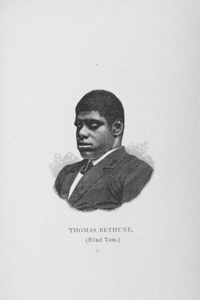 Blind Tom, Thomas Bethune, African American History, Black History, African American Musician, Black Musician, KOLUMN Magazine, KOLUMN, KINDR'D Magazine, KINDR'D, Willoughby Avenue, Wriit