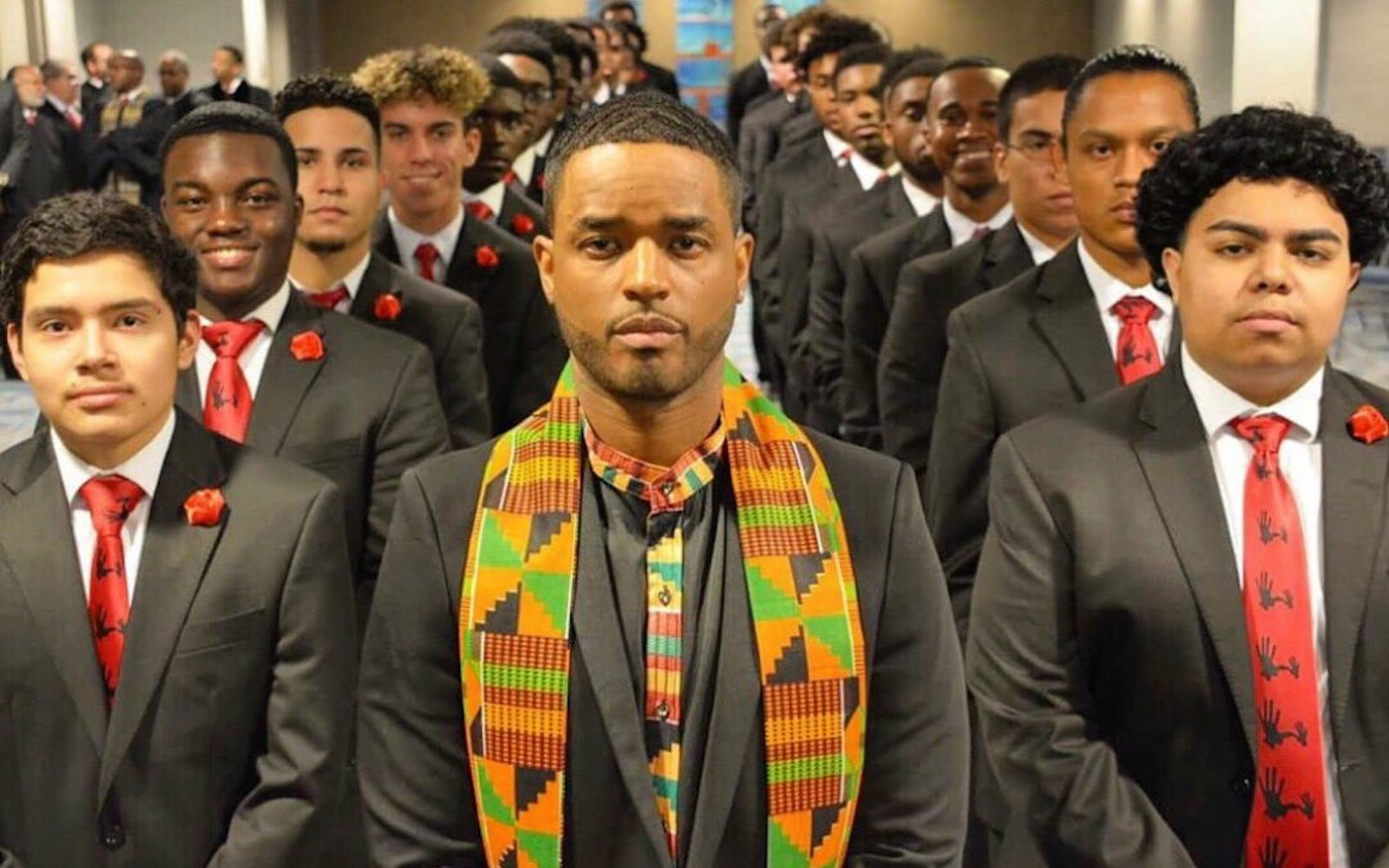 500 African American Male Role Models of Excellence, Larenz Tate, African American Community, Black Community, KOLUMN Magazine, KOLUMN, KINDR'D Magazine, KINDR'D, Willoughby Avenue, Wriit,