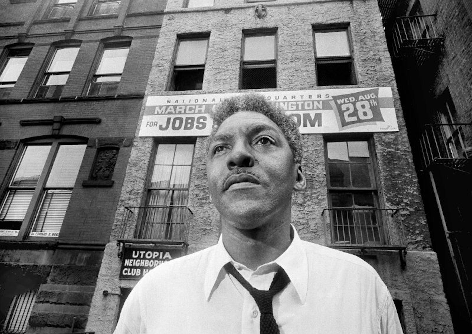 Bayard Rustin, African American History, Black History, LGBTQ, LGBTQ Rights, Civil Rights, KOLUMN Magazine, KOLUMN, KINDR'D Magazine, KINDR'D, Willoughby Avenue, Wriit,