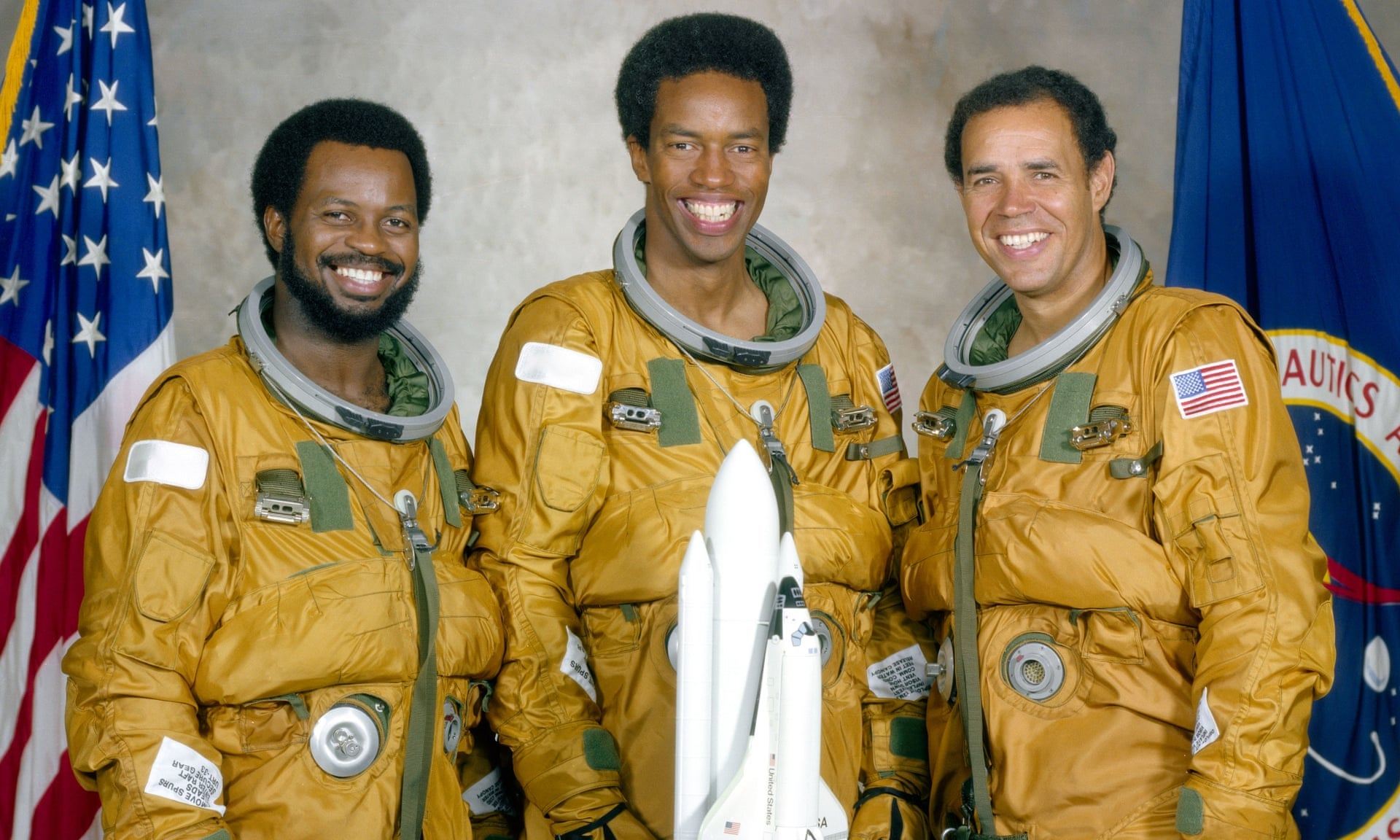 African American Astronaut, Black Astronaut, Ronald McNair, Guion Bluford, Frederick Gregory, KOLUMN Magazine, KOLUMN, KINDR'D Magazine, KINDR'D, Willoughby Avenue, Wriit,