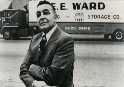 E.E. Ward Moving & Storage, African American Entrepreneur, Black Entrepreneur, African American Business, Black Business, Black Owned Business, Oldest Black Owned Business, KOLUMN Magazine, KOLUMN, KINDR'D Magazine, KINDR'D, Willoughby Avenue, Wriit,