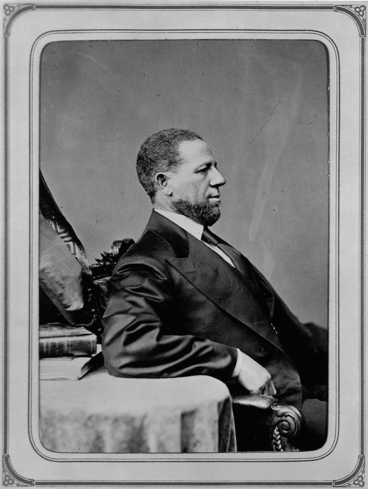 Hiram Rhodes, African American Senator, Black Senator, African American History, Black History, African American Politics, Black Politics, KOLUMN Magazine, KOLUMN, KINDR'D Magazine, KINDR'D, Willoughby Avenue, Wriit,