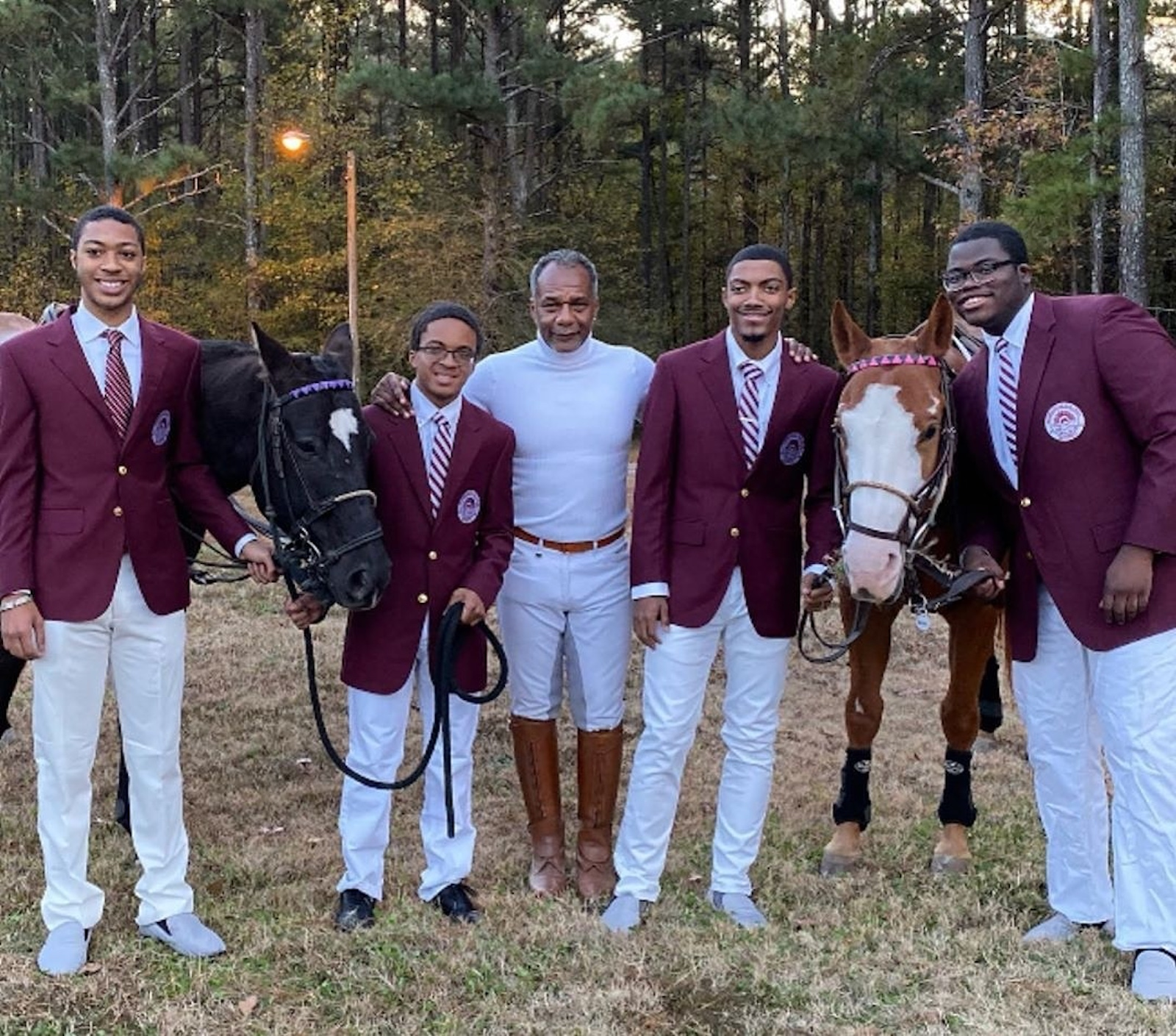 Morehouse Polo Team, HBCU, Historically Black Colleges & Universities, Black Colleges, African American Education, KOLUMN Magazine, KOLUMN, KINDR'D Magazine, KINDR'D, Willoughby Avenue, Wriit,