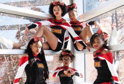 African American Sports, Black Sports, Black Girls Cheer, BCG, KOLUMN Magazine, KOLUMN, KINDR'D Magazine, KINDR'D, Willoughby Avenue, Wriit,