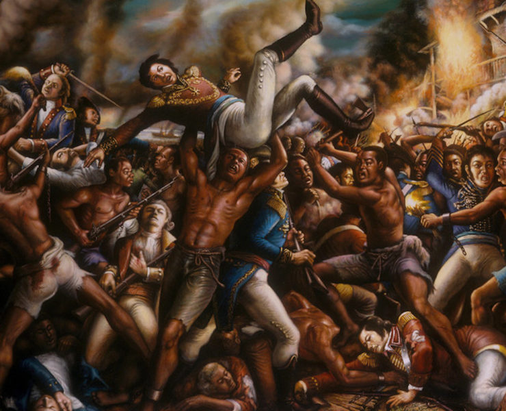 Slave Revolt, Slavery, U.S. History, American History, African American History, Black History, KOLUMN Magazine, KOLUMN, KINDR'D Magazine, KINDR'D, Willoughby Avenue, Writt,