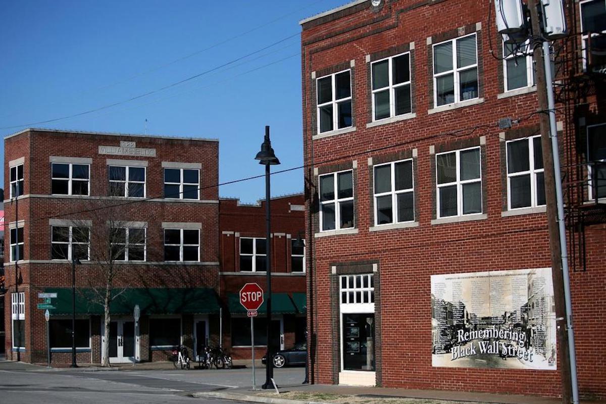 Black Wall Street, Tulsa Oklahoma, Greenwood, African American History, Black History, KOLUMN Magazine, KOLUMN, KINDR'D Magazine, KINDR'D, Willoughby Avenue, Wriit,